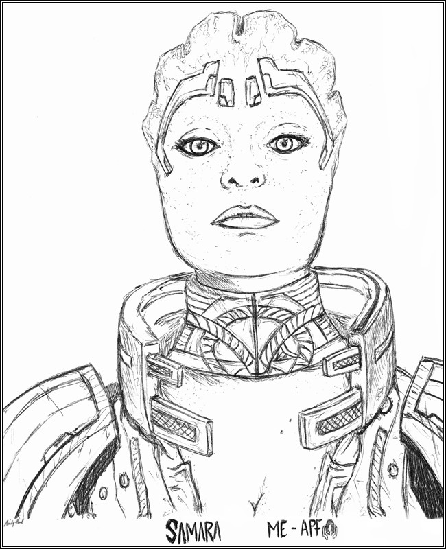 Line Art Effect : Caliwyn ap deviantart