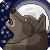Free Wolf Icon by NathalieNova