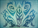 Wolf Pack Tribal