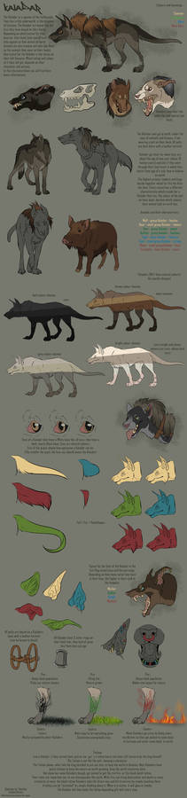 The Kaladar - Species Sheet