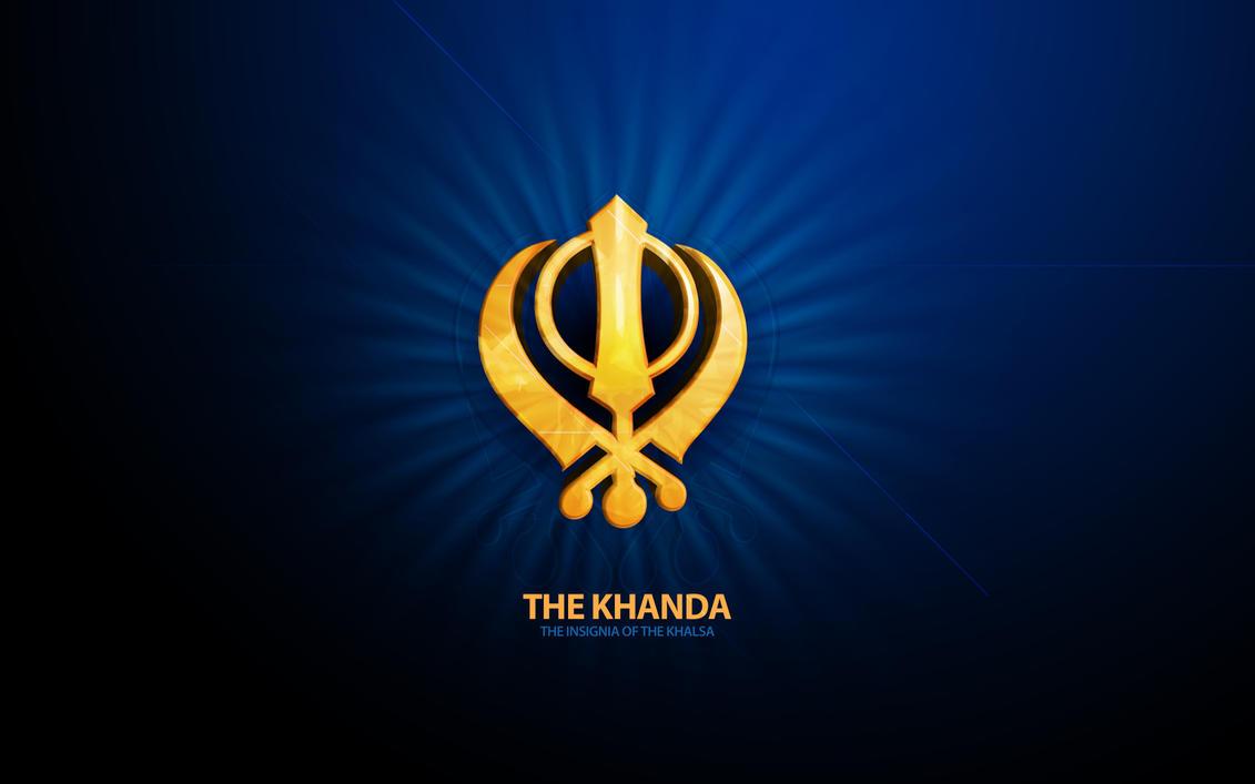 Sikh Khanda Wallpaper:TJ Singh by tj-singh on DeviantArt
