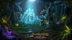 Awakening VII : The Golden Age - Crystal room