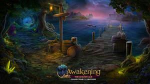 Awakening VII : The Golden Age - dock
