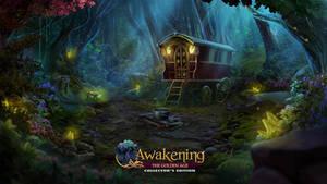 Awakening VII : The Golden Age - Witch's hut
