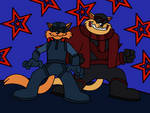 Phantom Thieves SWAT Kats