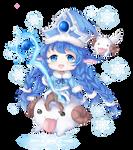 AT - Winter Wonder Lulu by Kiyoshi-Ryu