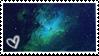 Galaxy stamp by Zheffari