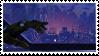 Lijiang Tower - Stamp by Zheffari