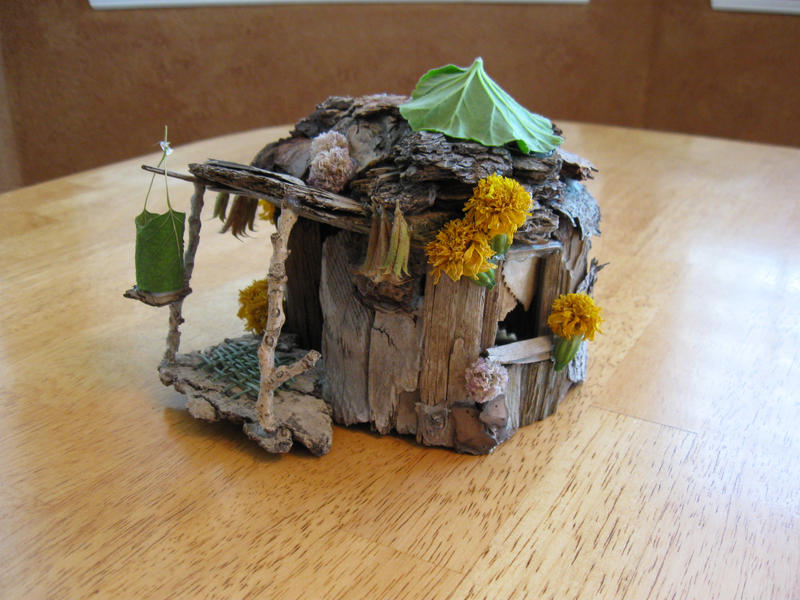 Fairy House 1 by zendalla8