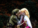 First Kiss -Zelda and Link-