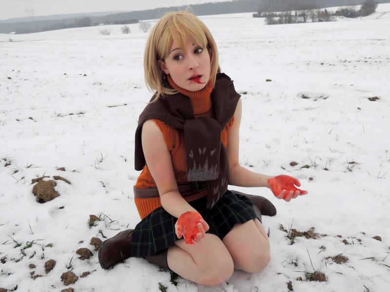 Resident evil 4 by memoire-hana