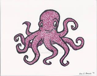 Octopus Scribble