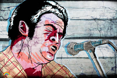 Bill Withers by theblastedfrench