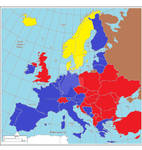 A Divided Europe: The Two European Unions