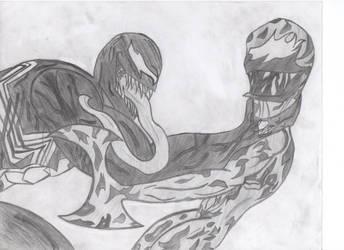 The Carnage of Venom