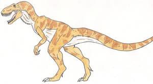 Dino file: Carcharodontosaurus