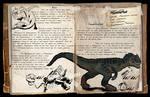 Ark- Additional Creatures - Megaraptor Dossier