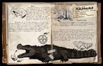 Ark- Additional Creatures - Purussaurus Dossier