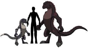 Bestiary- Lizardfolk