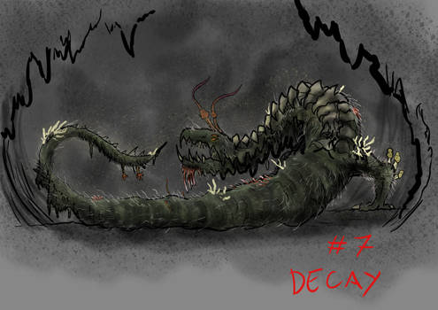 Smaugust 2020 7 - Decay