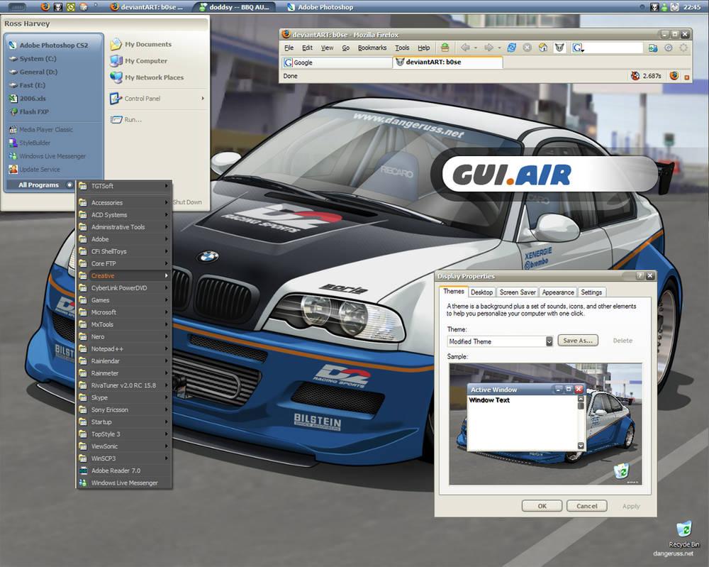 VS Preview: Gui.Air by b0se