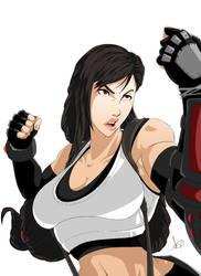 Tifa Lockhart FF7 Remake