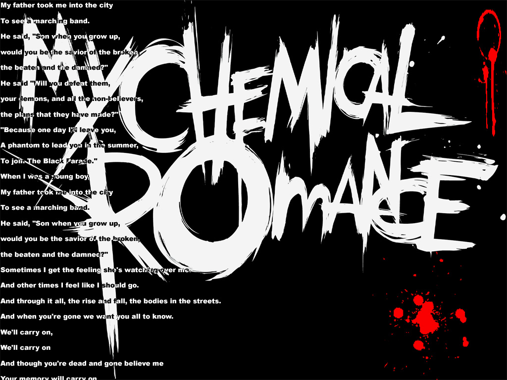 my chemical romance wallpaper viewing gallery