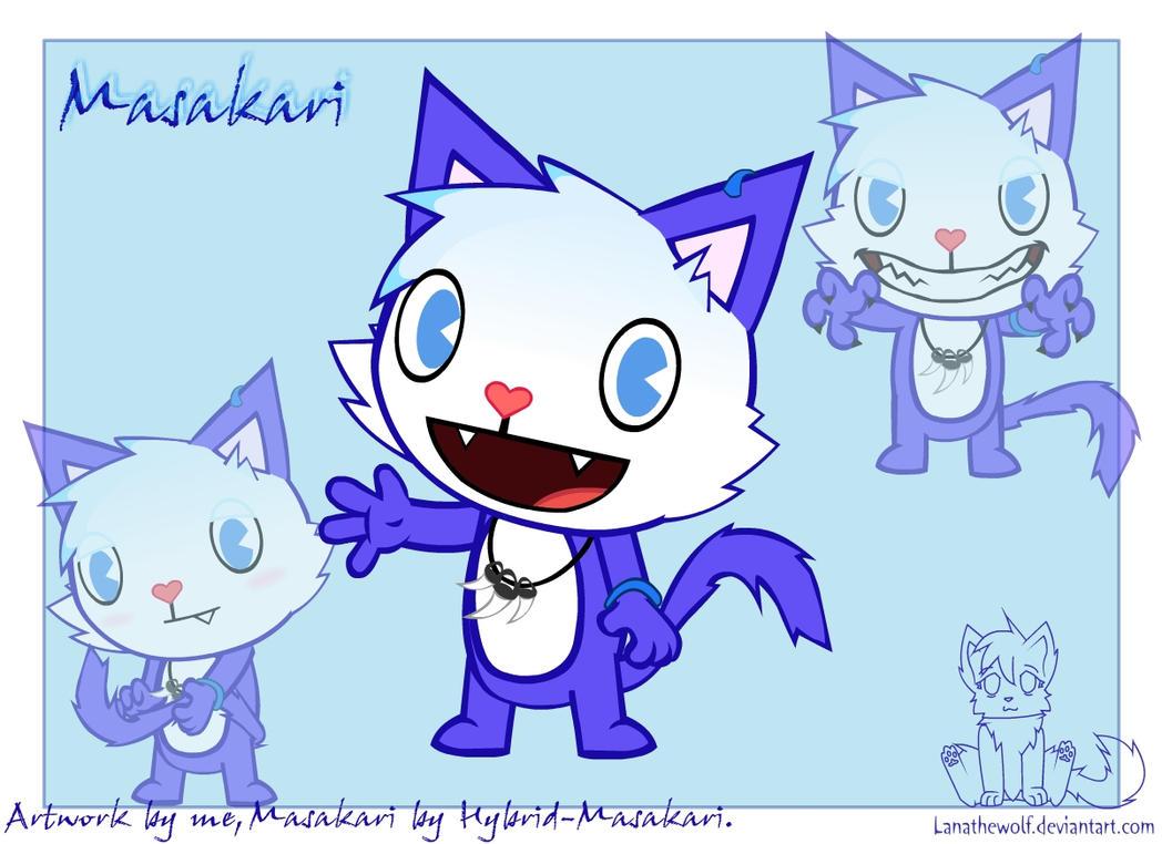 Masakari by Lanathewolf