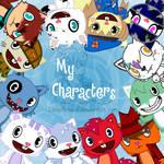 My HTF Characters