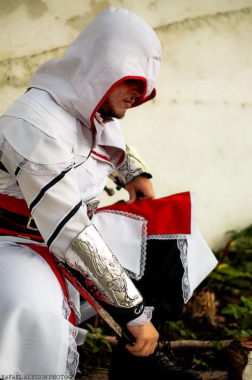 Ezio Auditore by Rafael-Alysson
