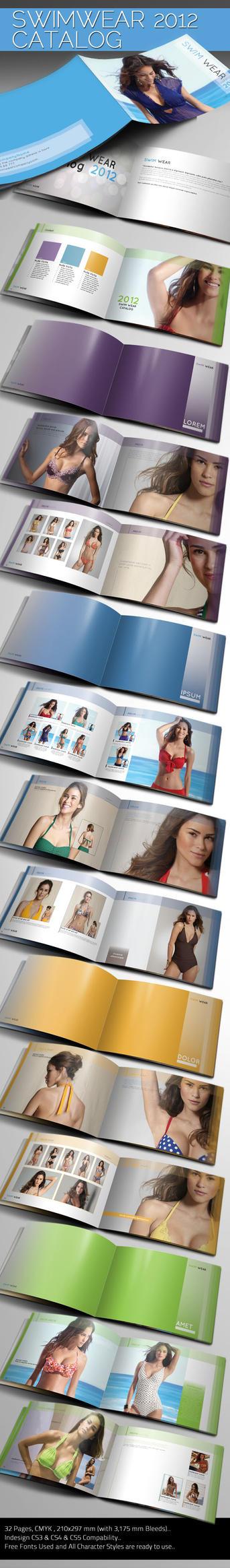 Elite Swimwear Catalog by BALKAy