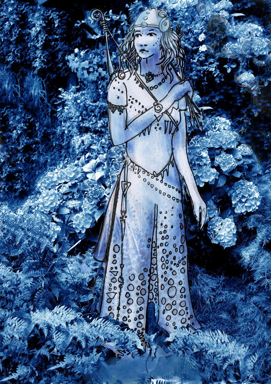 Lyrical Lady 3 by mr-macd