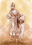 12th Century Cniht (Knight) by mr-macd