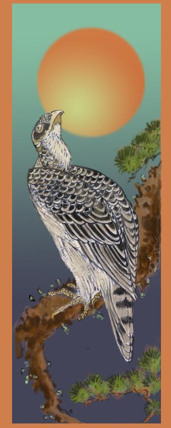 Falcon and Dawn Sun Final by mr-macd