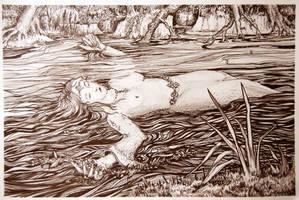 Ophelia Laid to Rest