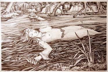 Ophelia Laid to Rest by mr-macd