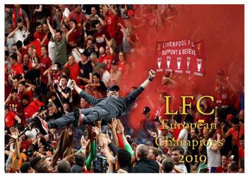LFC European Champions 2019 by mr-macd