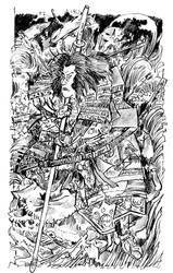 Shimamura Danjo Takanori by mr-macd