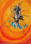 Hayanao Kampei Tsuneyo Painting
