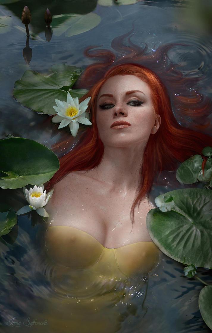water Lily  by IleenI