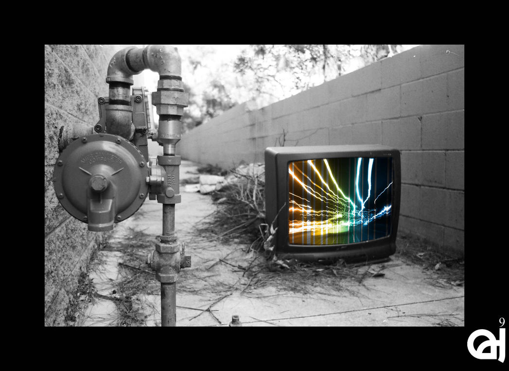 Rain Electric Preview TV by 4r9