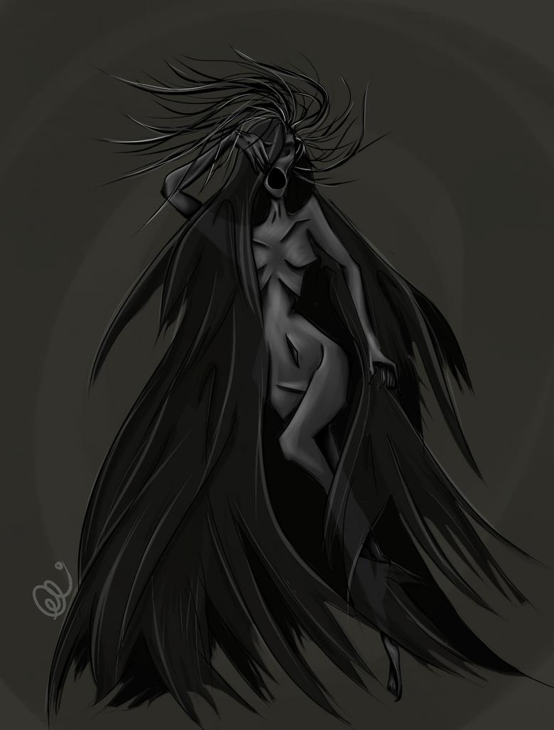 Dementor by SealyOcean