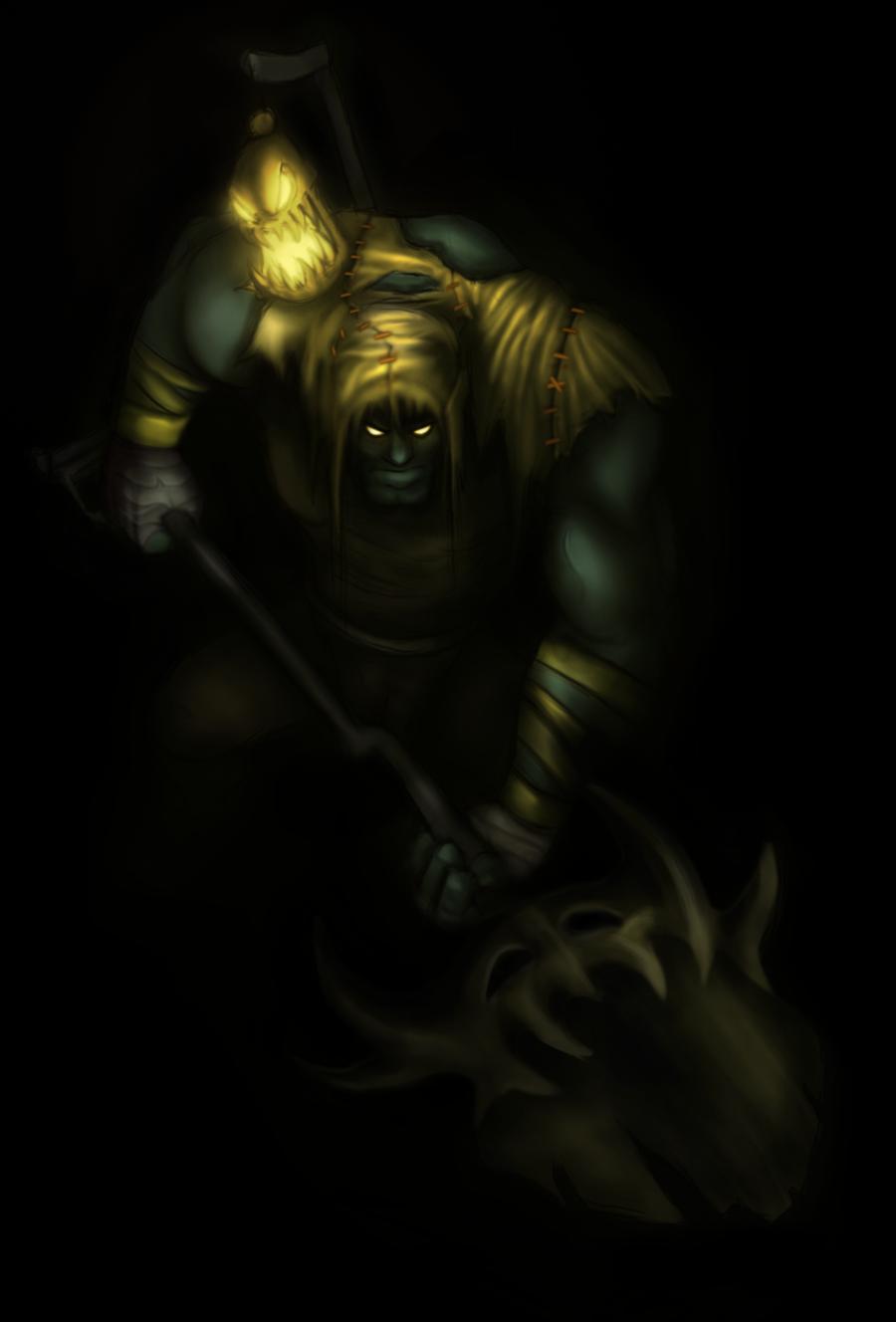 Yorick - League of Legends by Kaadan