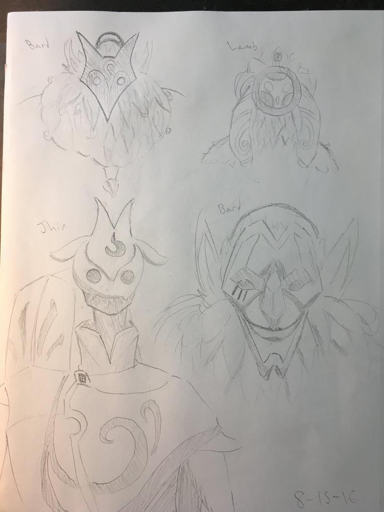 Mask swap by EBard