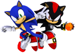 Sonic Adventure 2 Poses - my edit.