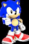 Classic Adventure Sonic