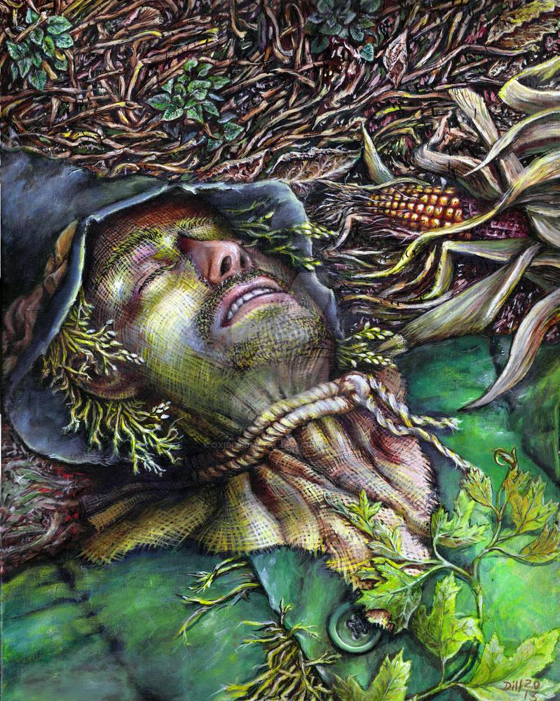 Scarecrowfinal by oxidizedmetal