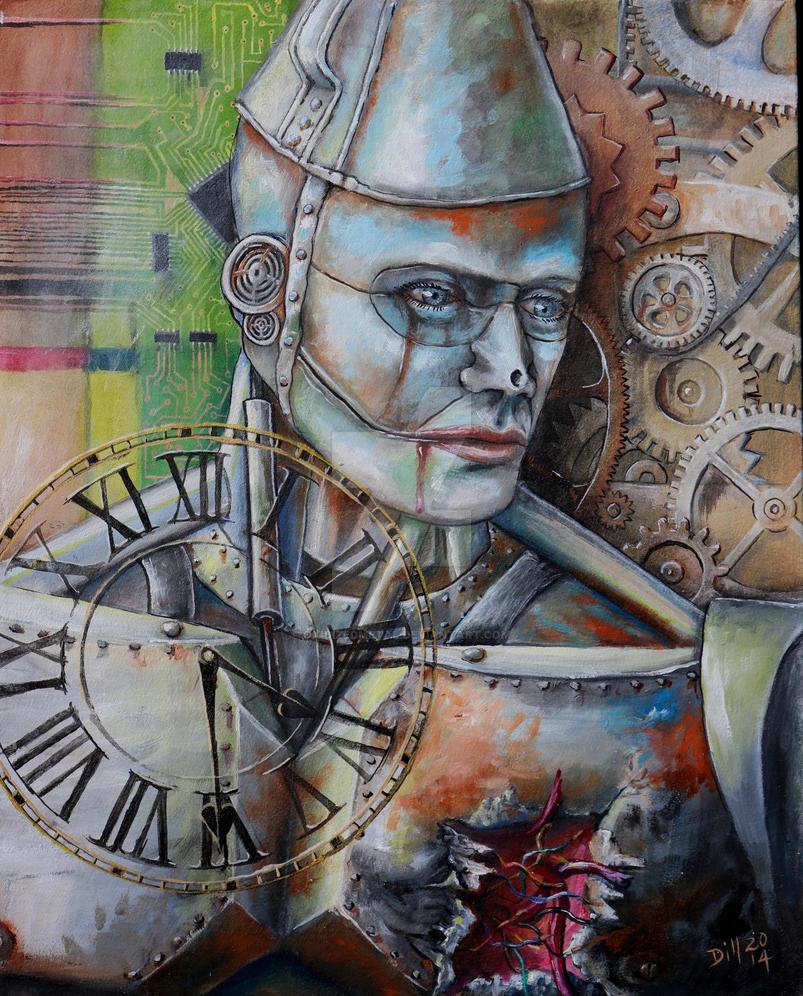 Tin Dream II by oxidizedmetal