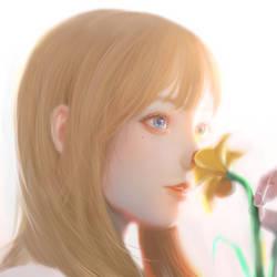 flower by IMayl