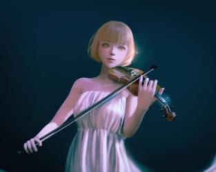violin by IMayl